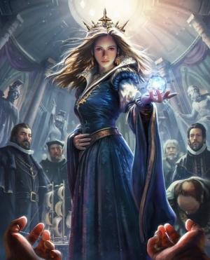 Беспалова Анастасия - Королева проклятого мира (СИ)