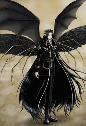 Автор неизвестен - Ангел тьмы (СИ)