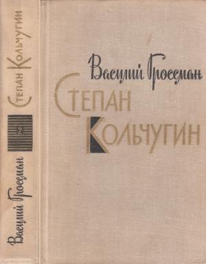 Гроссман Василий - Степан Кольчугин. Книга вторая
