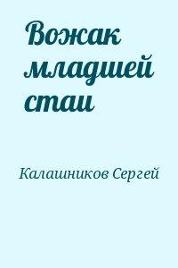 Калашников Сергей - Вожак младшей стаи
