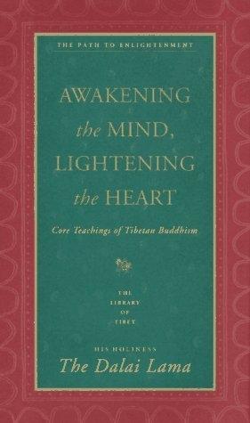 Гьяцо Тензин - Пробуждение ума, просветление сердца