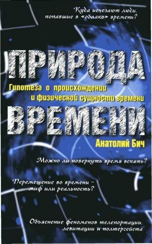 Бич Анатолий - Природа времени: Гипотеза о происхождении и физической сущности времени