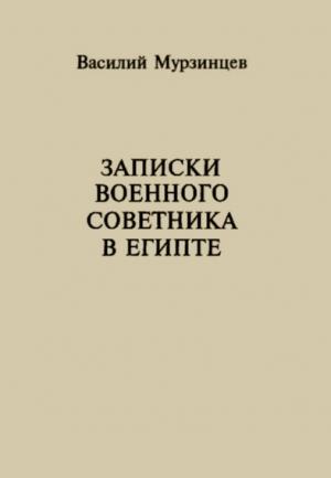 Мурзинцев Василий - Записки военного советника в Египте