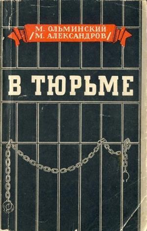 Ольминский Михаил - В тюрьме