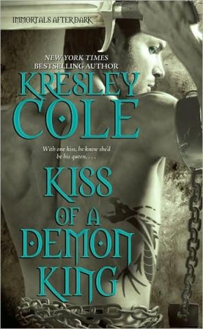 Коул Кресли - Поцелуй короля-демона