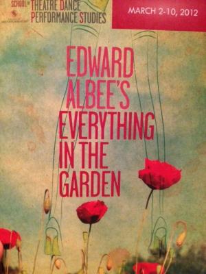 Олби Эдвард - Все в саду