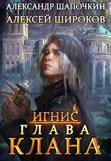 Широков Алексей, Шапочкин Александр - Глава клана. Том 1
